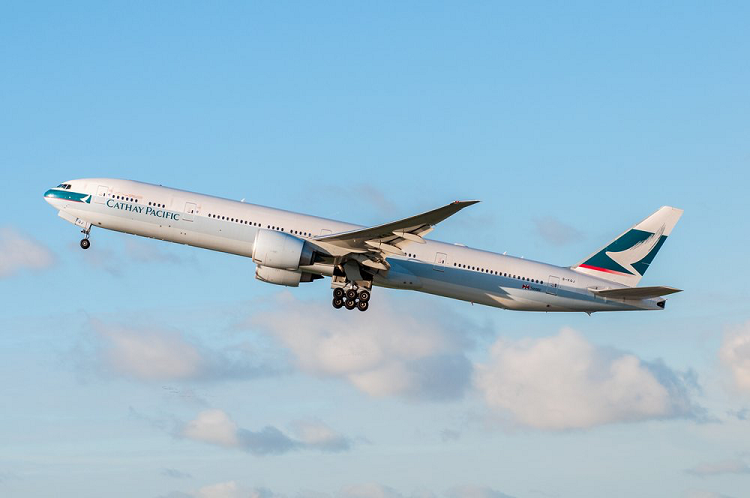 Seamless flying experience to Shanghai with Cathay Pacific